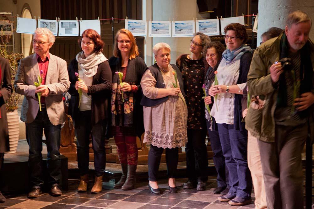 Abschluss Ausbildung | Austellung am 25.+26. März in der Citykirche in Aachen
